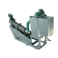 叠螺机造纸厂污泥处理设备山东润泓