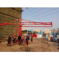 混凝土输送手动布料机/12米布料机厂家