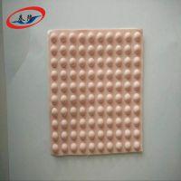 供应春隆3m透明硅胶垫硅胶防滑垫硅胶防撞垫橡胶脚垫3M电器脚垫