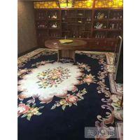 郑州环保家用地毯定制 电梯地毯厂家供应定做 胶背手工地毯订做
