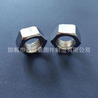 镀锌六角螺母 m20外六角螺母 GB6170-86 紧固件专用螺帽 质量保证