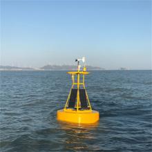 实心聚氨酯浮标 河道警示用浮标 航道塑料浮筒