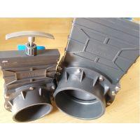 供应 UPVC闸阀 塑料闸阀 排污塑料承插闸阀生产厂家