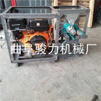 小型车载玉米膨化机 促销 谷物江米棍机 休闲食品加工设备 骏力