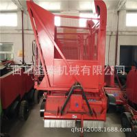 拖拉机带的高产量玉米秸秆粉碎机 秸秆还田机新款回收粉碎机