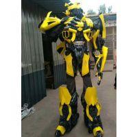 机器人盔甲可穿戴 穿戴式机器人 变形金刚道具服装-元裕科技
