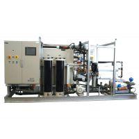 法国SLCE造水机海水淡化设备反渗透式造水机