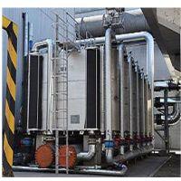废水余热回收用板式换热器,包含可拆宽流道、全焊接宽流道,材质:304、316L、2205