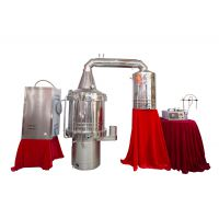 家用小型传统酿酒设备 玉米酒煮酒设备直烧式 环保电加热蒸酒 米酒设备