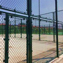 百瑞供应体育护栏网 小区球场围栏网 车间隔离网
