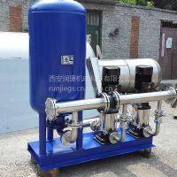 周至全自动变频供水设备 周至全自动恒压无负压供水设备 RJ-920