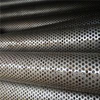 河北网孔板圆筒、过滤设备配件、滤芯滤网生产厂家【至尚】圆孔