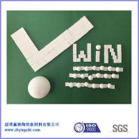 磁选机外衬95氧化铝耐磨陶瓷片找淄博赢驰