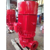 37千瓦消火栓加压给水泵型号意义XBD5/40-125-200,高扬程消防泵厂家