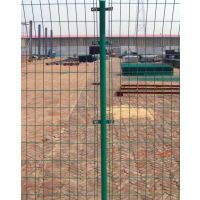百瑞双边丝护栏 包塑铁丝隔离网 高速公路绿化护栏网