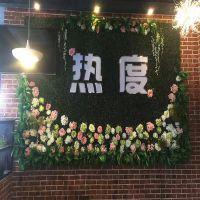 东莞仿真植物墙哪家好 紫萱工艺品厂 供应仿真植物墙 园林景观装饰