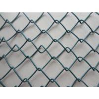 绿色铁丝勾花网 不锈钢幕墙装饰网: 动物园养殖围栏网 煤矿架顶支护网