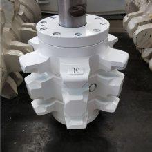 山东矿机1LZ01A链轮组件@应用在SGZ630/264刮板输送机1LZ01A链轮轴组