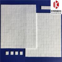 旋流器专用95含量高纯超细氧化铝耐磨陶瓷片 陶瓷贴片