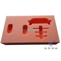 异形海绵一体成型 电子海绵包装内衬制作厂家