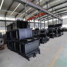厂家热销刮板机中部槽金林30T40T刮板输送机中部槽配件