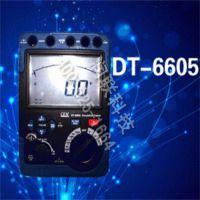 华高压兆欧表绝缘电阻测试仪 DT-6605高压兆欧表绝缘电阻测试仪优质服务