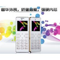 电容屏 T1 卡片手机 超薄 超小 迷你袖珍金属触控学生小手机