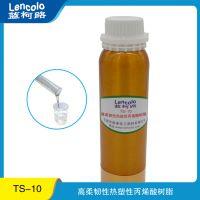 高柔韧性热塑性丙烯酸树脂 水色透明性 附着力好 蓝柯路TS-10厂家进口涂料树脂
