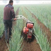 农用大葱培土机 圣鲁多功能施肥开沟机