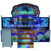 海洋魔盘音乐转盘 金博游乐设备室内游乐设施