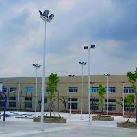 中山厂家直销双臂路灯杆 雅浩照明路灯灯杆6米 新型马路电线杆