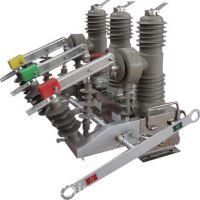 陕西国隆电力ZW43-12/630-20电动不锈钢断路器