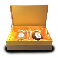深圳茶叶包装盒定制 精装茶叶盒设计 绿茶精装盒印刷定制