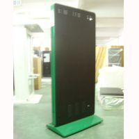 落地式LED广告机 户外智能公交站台广告机