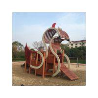 茂名木制儿童游乐设施,茂名幼儿园攀爬架