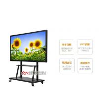 欧视卡校园电子班牌 75寸智能会议教学一体机 数字电子白板液晶屏