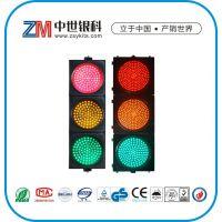 厂家直销现货供应400型LED交通信号红绿灯满盘信号灯