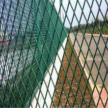 顺旺金属板网 公路防眩护栏网 菱形粮仓网