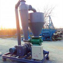 [都用]红豆装卸气力吸粮机 15吨高扬程吸粮机 水泥粉气力输送机