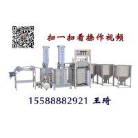 河南郑州仿手工豆腐皮机,大型豆腐皮机生产线,厂家直销,免费培训技术