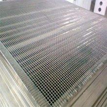 矿用轧花网 轧花网规格表 不锈钢矿筛网