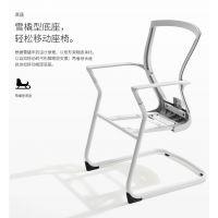 西昊电脑椅家用 可升降职员办公椅转椅 人体工学电脑椅网布办公椅 新款上市 时尚简约 厂家直销 双色可
