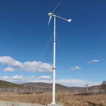 晟成垂直轴风力发电机 3000w 坚固耐用 自动化程度高