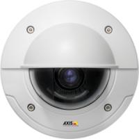 安讯士AXIS P3384-VE 网络摄像头 防暴室外 HDTV 固定半球形摄像头,要求苛刻光照条件