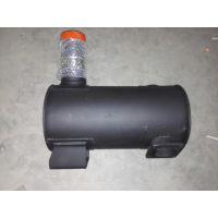 潍柴工程机械柴油发动机专用消声器 612600116881