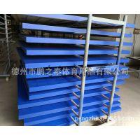 SMC乒乓球台面板 喷漆加包装 SMC乒乓球台生产厂家源头 鹏之泰体育