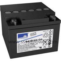 温岭德国阳光胶体蓄电池供应商A602/625太阳能发电专用
