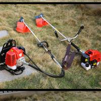 山地梯田锄草机 稻麦牧草芦苇收割机 多功能背负式割草机