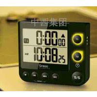 中西 欧西亚温湿度计 /数显计时器 型号:TW331 库号:M38245