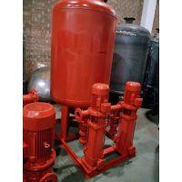 3CF喷淋泵 消火栓泵XBD8.5/18-65L成套稳压设备